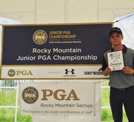 Joey Gibson's Men's Golf Recruiting Profile