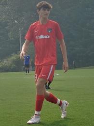 Jackson Hughes's Men's Soccer Recruiting Profile