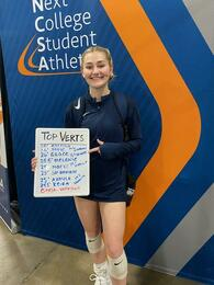 Delaney Willis's Women's Volleyball Recruiting Profile