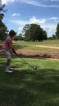 James Barret's Men's Golf Recruiting Profile