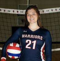 Madison Foss's Women's Volleyball Recruiting Profile