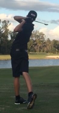 Jack Hughes's Men's Golf Recruiting Profile