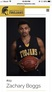 Zachary Boggs Men's Basketball Recruiting Profile