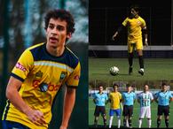 Andrew Meza's Men's Soccer Recruiting Profile