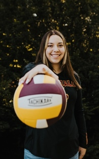 Michayla George's Women's Volleyball Recruiting Profile