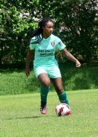 Dalila Harris's Women's Soccer Recruiting Profile