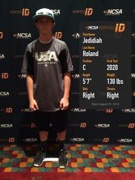 Jedidiah Roland's Baseball Recruiting Profile