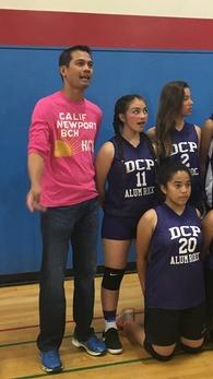 Dulce Villa's Women's Volleyball Recruiting Profile