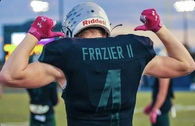 Jeremy Frazier's Football Recruiting Profile