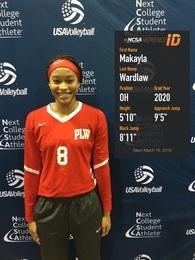 Makayla Wardlaw's Women's Volleyball Recruiting Profile