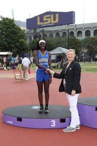 Katrina Anderson's Women's Track Recruiting Profile