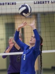 Cheyaenne Bunch's Women's Volleyball Recruiting Profile