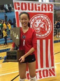 Megan Wang's Women's Volleyball Recruiting Profile