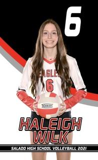 Haleigh Wilk's Women's Volleyball Recruiting Profile