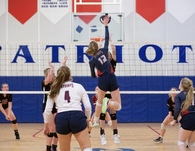 Caroline McReynolds's Women's Volleyball Recruiting Profile