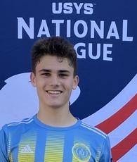 Anthony Fanelli's Men's Soccer Recruiting Profile