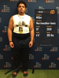 Miller Merriweather-Lewis's Football Recruiting Profile