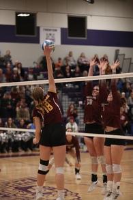 Brenna Stroklund's Women's Volleyball Recruiting Profile