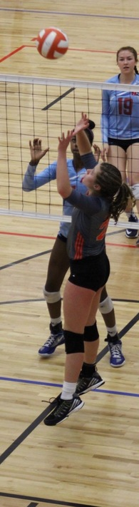 Sophie Cain's Women's Volleyball Recruiting Profile