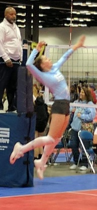 Mallory Smith's Women's Volleyball Recruiting Profile