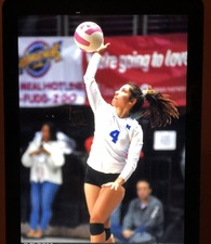 Darian Ortiz's Women's Volleyball Recruiting Profile