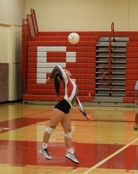 Molly Mawhinney's Women's Volleyball Recruiting Profile