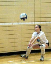 Rosie Ewert's Women's Volleyball Recruiting Profile