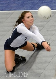 Maddie Gilliam's Women's Volleyball Recruiting Profile