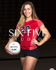 Makenna Fall's Women's Volleyball Recruiting Profile