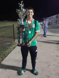 Bryan Velazco's Men's Soccer Recruiting Profile