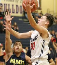 Riley Holleman-Perez's Men's Basketball Recruiting Profile