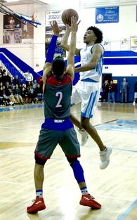 Caleb Santos's Men's Basketball Recruiting Profile
