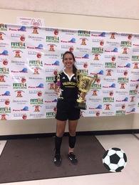 Teresa Ibarra-Gonzalez's Women's Soccer Recruiting Profile