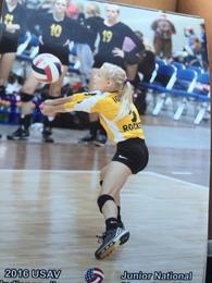 Sydney Dennis's Women's Volleyball Recruiting Profile