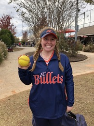 Mary Beth Cahalan's Softball Recruiting Profile