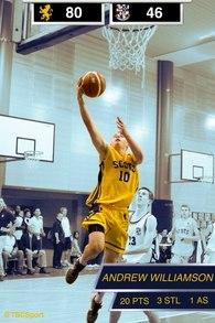 Andrew Williamson's Men's Basketball Recruiting Profile