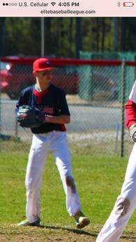 Connor Young's Baseball Recruiting Profile