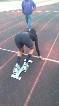 Semaj Buckhalter's Women's Track Recruiting Profile