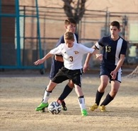 Cameron Edenfield's Men's Soccer Recruiting Profile