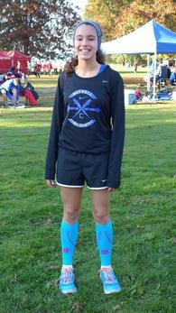 Liza Yusem's Women's Track Recruiting Profile