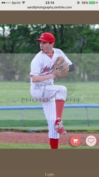 Lawrence Tittle's Baseball Recruiting Profile