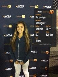 Jacquelyn Rodriguez's Women's Soccer Recruiting Profile