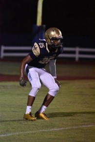 Trevail Palmer's Football Recruiting Profile