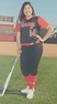 Ashley DeLaFuente Softball Recruiting Profile