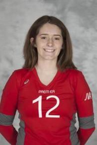 Koral Vanderhorst's Women's Volleyball Recruiting Profile