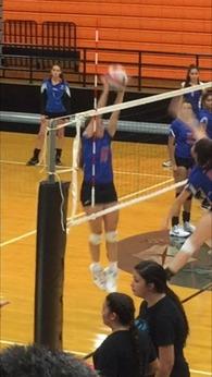Mia Ruiz's Women's Volleyball Recruiting Profile
