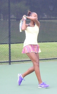 Jasi Witherspoon's Women's Tennis Recruiting Profile