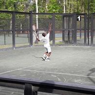 Zyare Orr's Men's Tennis Recruiting Profile