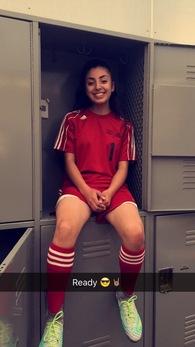 Ana Gutierrez's Women's Soccer Recruiting Profile