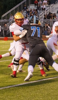 James Gettys's Football Recruiting Profile